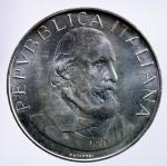 R/ Repubblica Italiana. 500 Lire 1982 Garibaldi. Ag. FDC.§