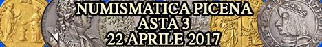 Banner Numismatica Picena - Asta numismatica 3