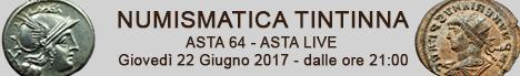 Banner Tintinna - Asta Elettronica 64