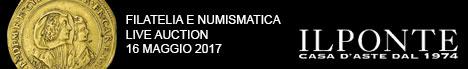 Banner Il Ponte - Numismatica 16 maggio 2017
