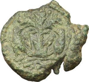 Reverse image of coin 371