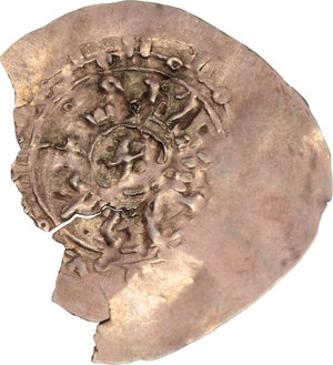 Reverse image of coin 414