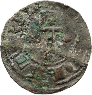Reverse image of coin 416