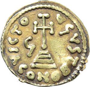 Reverse image of coin 419