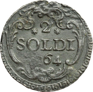 Reverse image of coin 549