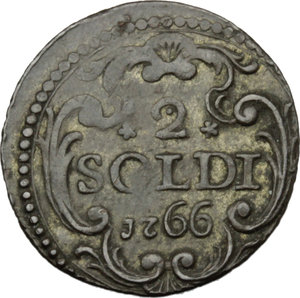 Reverse image of coin 550