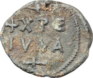 Reverse image of coin 659