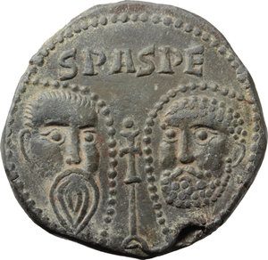 Reverse image of coin 660