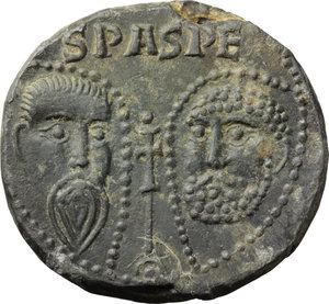 Reverse image of coin 662