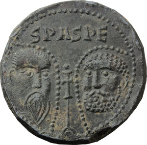 Reverse image of coin 663