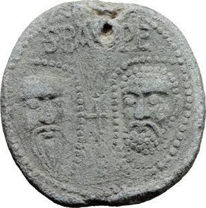 Reverse image of coin 665
