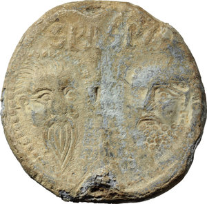 Reverse image of coin 675