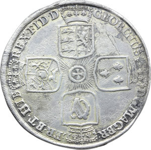 Reverse image of coin 784