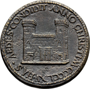 Reverse image of coin 797