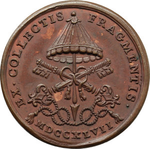 Reverse image of coin 799