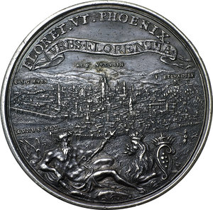 Reverse image of coin 817