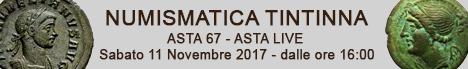 Banner Tintinna  Asta Elettronica 67
