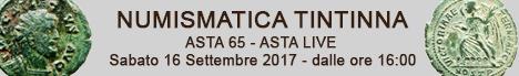 Banner Tintinna  Asta Elettronica 65