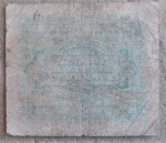 R/ Cartamoneta - 10 Am Lire. Bilingua. Serie 1943 A. MB.