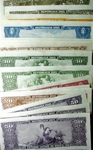 D/ Cartamoneta. Brasile. Lotto di 26 banconote in ottima conservazione.s.v.