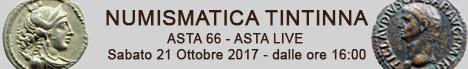 Banner Tintinna  Asta Elettronica 66