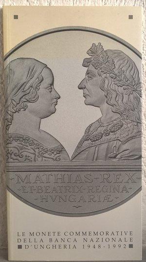 obverse: AA. VV. – Le monete commemorative della Banca Nazionale d'Ungheria (1948-1992). Milano,1992. pp. 70, ill. b/n