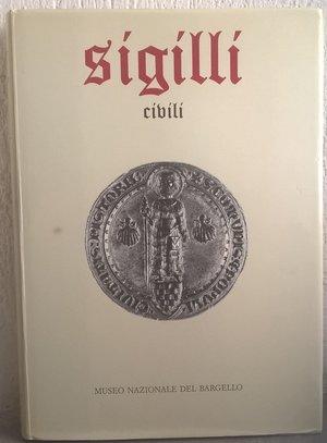 obverse: MUZZI A. - TOMASELLO B – TORI A. – Sigilli nel Museo Nazionale del Bargello. III. Civili. Firenze, 1990. pp. 231, tavv. 96