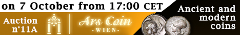 Banner ArsCoins #11A