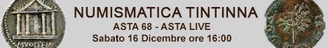 Banner Tintinna  Asta Elettronica 68
