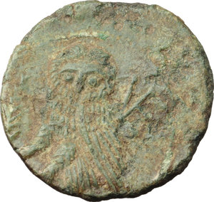 Reverse image of coin 20