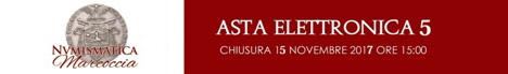 Banner Numismatica Marcoccia Asta 5