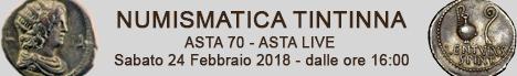 Banner Tintinna Asta Elettronica 70