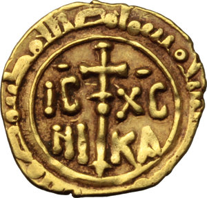 Reverse image of coin 519