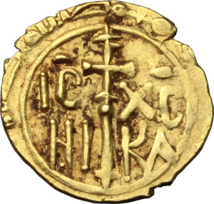 Reverse image of coin 521