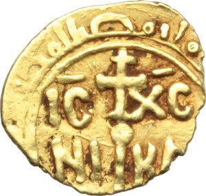 Reverse image of coin 523