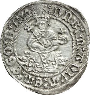 Reverse image of coin 568