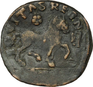 Reverse image of coin 579