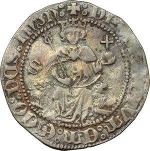 Reverse image of coin 586