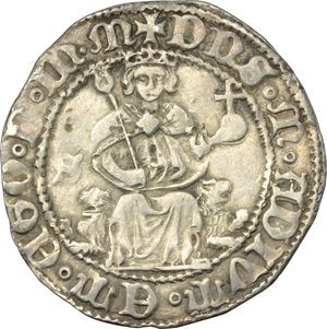 Reverse image of coin 588