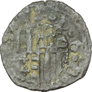 Reverse image of coin 593