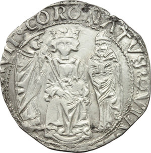 Reverse image of coin 597