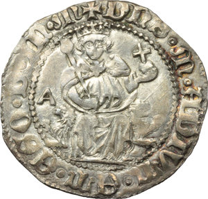 Reverse image of coin 614