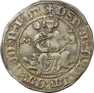 Reverse image of coin 616
