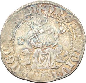 Reverse image of coin 617
