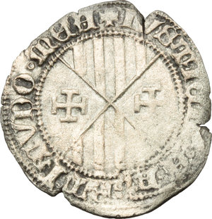 Reverse image of coin 619
