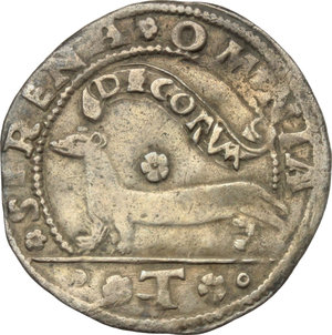 Reverse image of coin 621