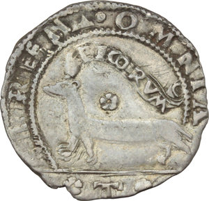 Reverse image of coin 622