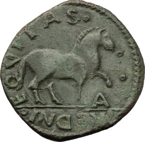 Reverse image of coin 628