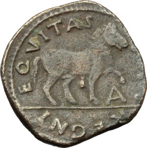 Reverse image of coin 629