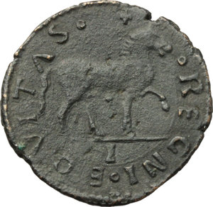 Reverse image of coin 631
